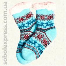 Носки-тапочки детские на силиконовой подошве-05