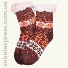 Носки-тапочки детские на силиконовой подошве-04