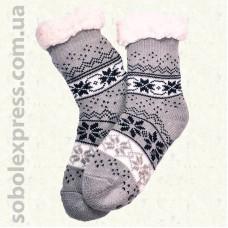Носки-тапочки детские на силиконовой подошве-03