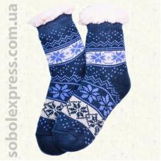 Носки-тапочки детские на силиконовой подошве-02