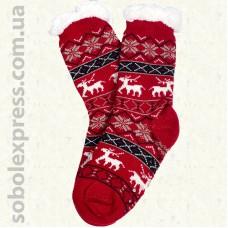 Носки- тапочки женские на силиконовой подошве 12