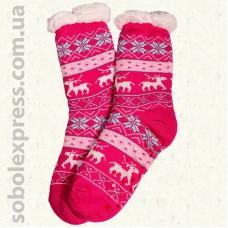 Носки- тапочки женские на силиконовой подошве 11