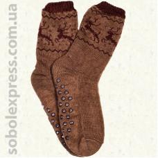 Носки-тапочки мужские на силиконовой подошве 06