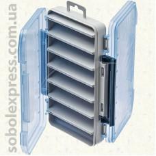 Коробка для воблеров двусторонняя AQUATECH 225x130x50 мм