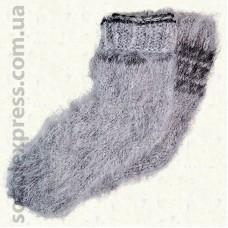 Носки из овечьей шерсти Гуцульские- 08