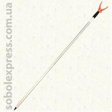 Подставка для удилища с одиночной несъемной рогатиной Adams 60 х 110 см