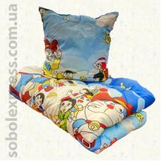 Одеяло и подушка. Комплект -01