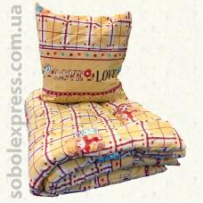 Одеяло и подушка. Комплект 02