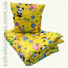 Одеяло и подушка. Комплект -03