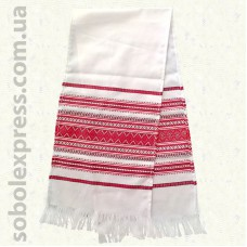 Свадебное полотенце тканое 02