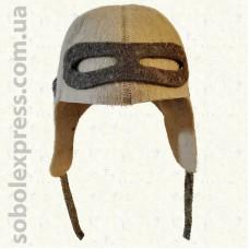 Шапка для сауны модельная Авиа-Шлем