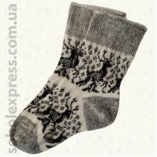 Шкарпетки вовняні без гумки 01