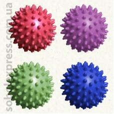 Мячик массажный жесткий ∅ 9.0 см