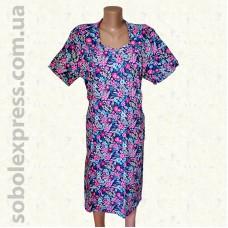Платье женское летнее ситцевое -10