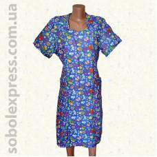 Платье женское летнее ситцевое -09
