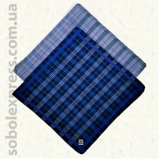 Мужской носовой платок 28х28 см. Комплект 10 штук M -10