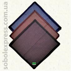 Мужской носовой платок 30х30 см. Комплект 12 штук M -15