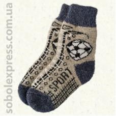 Носки шерстяные подростковые 01