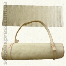 Лежак для сауны из натурального Войлока -02