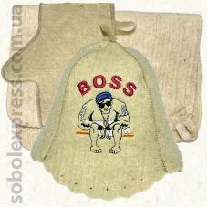 """Набор для сауны """"Boss"""""""