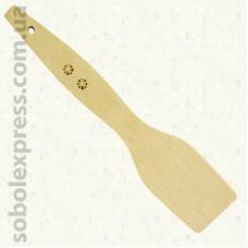 Лопатка деревянная буковая 28 см
