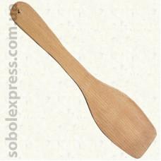 Лопатка деревянная дубовая 30 см