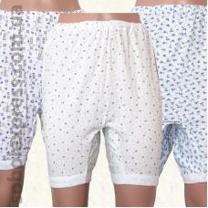 Панталоны женские летние длинные принтованные