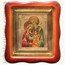 Святое Семейство 9195. 10х12 Фигурный