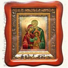 Святое Семейство 9195. 10х12 Багет