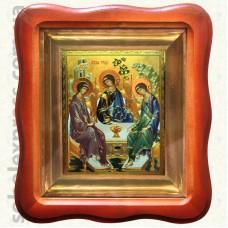 Троица Рублева 9289. 10х12 Фигурный
