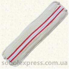 Мочалка «Бапутекс» двухстороняя с верёвочными ручками  40 см