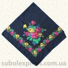 Платок многоцветный 004