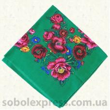 Платок многоцветный 008
