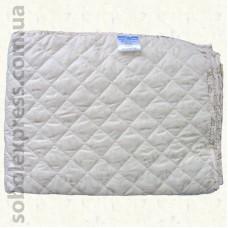 Одеяло летнее однотонное двуспальное