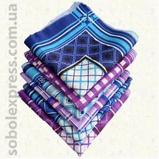 Мужской носовой платок 35 х 35 см. Комплект 10 штук