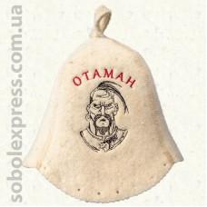 "Шапка для сауны ""Отаман"""