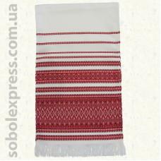Свадебное полотенце тканое