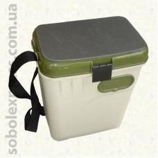 Ящик зимний рыболовный с мягкими карманами 1002