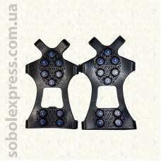 Ледоходы резиновые для обуви 10 шипов